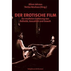 Der erotische Film - Buch