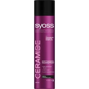 Syoss Haarspray Ceramide Complex, 2er Pack (2 x 400 ml)