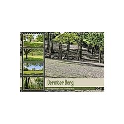 Oermter Berg - Wildgehege und Volkspark (Wandkalender 2021 DIN A3 quer) - Kalender