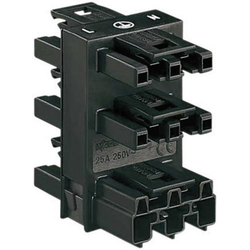 WAGO Netz-Verteiler Netz-Stecker - Netz-Buchse, Netz-Buchse, Netz-Buchse, Netz-Buchse, Netz-Buchse G