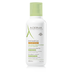 A-Derma Creme Exomega Control Crème Émolliente Anti-Grattage