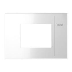 Jung R5WW, Rahmen, für Smart Panel Art.-Nr.: SP5.1KNX