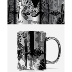 Diverser Tasse Tasse metallic Star Wars Tie Attack