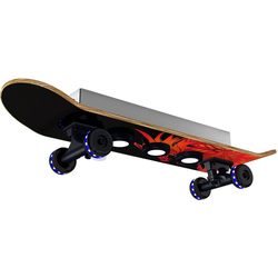 EVOTEC LED Deckenleuchte Dragon, Easy Cruiser, Skateboard-Design, Rollen - Wheels