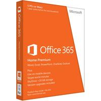 Microsoft Office 365 Home Premium 5 User PKC DE Win Mac Android iOS