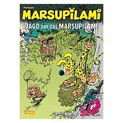 Marsupilami - Jagd auf das Marsupilami. André Franquin  - Buch