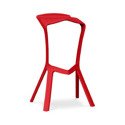 Marcus Design Hocker Rot