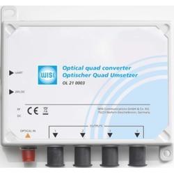 Wisi Opt. Quad Umsetzer III Quad-Rückumsetzer OL 21 0003