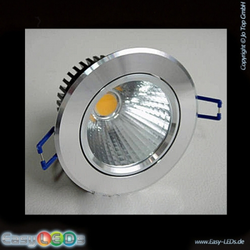 LED Einbaustrahler 30 Watt COB LED neutral-weiß