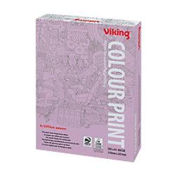 Viking Colour Print Kopier-/ Druckerpapier DIN A4 90 g/m² Weiß 500 Blatt