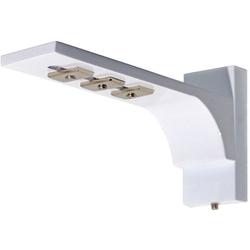 Wandträger, indeko, Gardinenschienen, (1-St), für Innenlaufsysteme weiß