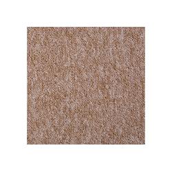 Teppichboden Paul, Andiamo, rechteckig, Höhe 6 mm, Meterware, Breite 400 cm, strapazierfähig, pflegeleicht beige 400 cm x 6 mm