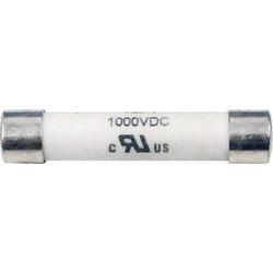 VOLTCRAFT FF-12A-0632 Multimetersicherung (Ø x L) 6.4mm x 32mm 12A 1000V DC/AC A/10 kA Inhalt 1St.