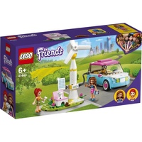 Lego Friends Olivias Elektroauto 41443
