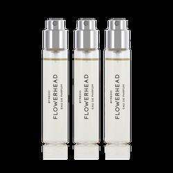 BYREDO Flowerhead Eau de Parfum 3 x 12 ml