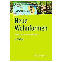 Neue Wohnformen. Eva Wonneberger  - Buch