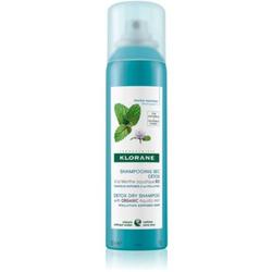 Klorane Aquatic Mint Trockenshampoo für Haare, die der Luftverschmutzung ausgesetzt sind 150 ml