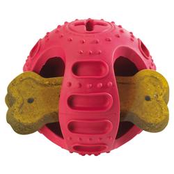 Hunter Smart Hundespielzeug Stuffn Bounce rot, Größe: M