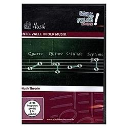Intervalle in der Musik, 1 DVD