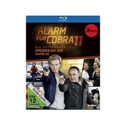 Alarm für Cobra 11 - Die Autobahnpolizei Staffel 40 Blu-ray