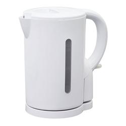 DESKI Wasserkocher, 1.7 l, 2200 W, Wasserkocher Teekocher 1,7 Liter kabellos Wasser Kocher Abschaltautomatik weiß