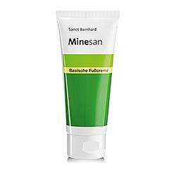 Minesan Basische Fußcreme
