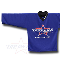 Trainingstrikot TOP-ON-ICE Blau Goalie