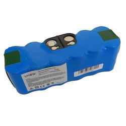 vhbw Ni-MH Akku 4500mAh (14.4V) passend für iRobot Roomba 611, Roomba 612, Roomba 614, Roomba 618, Roomba 681, Roomba 695 Staubsauger Saugroboter