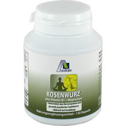 Rosenwurz 200 mg Kapseln
