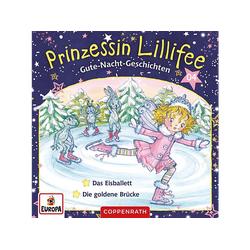 Prinzessin Lillifee - 004/Gute-Nacht-Geschichten Folge 7+8 (CD)