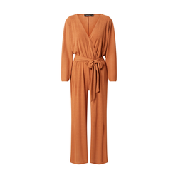 MINKPINK Damen Jumpsuit 'Indiannah' orange, Größe S, 4991117