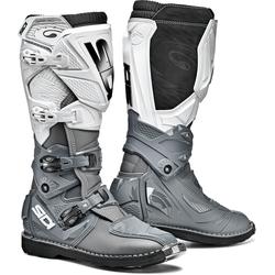 Sidi X-3, Stiefel - Grau/Weiß - 44