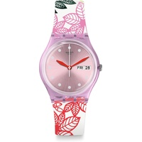 Swatch Gent Standard SUMMER LEAVES GP702 Armbanduhr