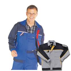 Blousonjacke / Arbeitsjacke, blau, Gr.58