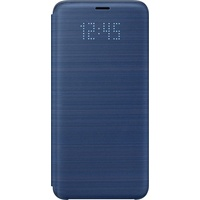 Samsung LED View Cover EF-NG960 für Galaxy S9 blau
