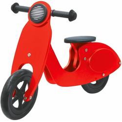 Jamara Laufrad Roller, rot 9 Zoll