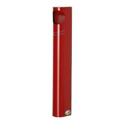 VAR Wandascher B 12, zur Wandbefestigung, Farbe: rot
