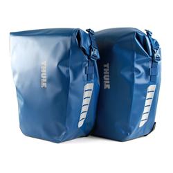 Thule Fahrradtasche (Set, 2-tlg) blau
