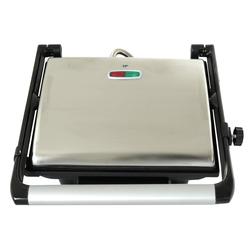 Kontaktgrill im Edelstahl Design 2000 W Grill und Toaster