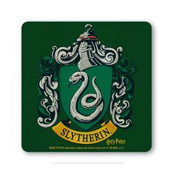 LOGOSHIRT Untersetzer mit Slytherin-Wappen bunt