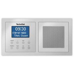 DIGITRADIO UP 1 DAB+ Unterputzradio (Radio zur Anbringung in jeder Doppel-Unterputzdose, DAB+, UKW, Bluetooth, Wecker, 2 Watt RMS)