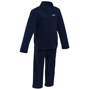 Gedo cha1201 Trainingsanzug Kinder, Marineblau, XXXXS