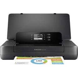 HP OfficeJet 200 Farb Tintenstrahl Drucker A4 Drucker Akku-Betrieb