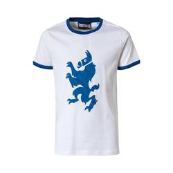 Fortnite T-Shirt Fortnite T-Shirt für Jungen weiß 152