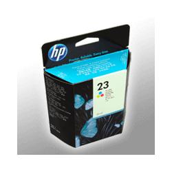 HP Tinte C1823D  23  3-farbig