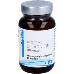 ACETYL-L-CARNITIN 500 mg Kapseln 60 St.