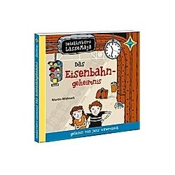 Detektivbüro LasseMaja - 14 - Das Eisenbahngeheimnis - Hörbuch