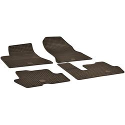 Walser Passform-Fußmatten (4 Stück), Peugeot 3008, 5008 Großr.lim., für Peugeot 5008 und Peugeot 3008