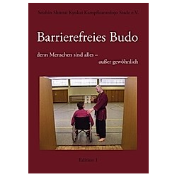 Barrierefreies Budo - Buch