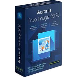 Acronis True Image 2020 Premium, 1 PC/MAC, 1 Jahresabonnement, 1TB Cloud